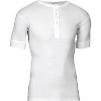 JBS Original T-shirt m/knapper Style 300-03-01 Hvid