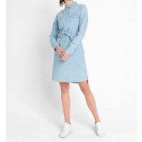 LEE SHIRT DRESS  VARENUMMER L50ZBISQ