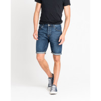 LEE 5 POCKET SHORTS DENIM MØRKEBLÅ VARENUMMER L73ELJIS