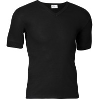 JBS Original T-shirt V-neck Style 338-20-09 Sort