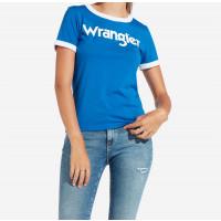 WRANGLER  KVINDE T-SHIRT   ( W7385EV86)
