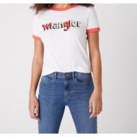 WRANGLER  KVINDE T-SHIRT   ( W7N0EVXLD)