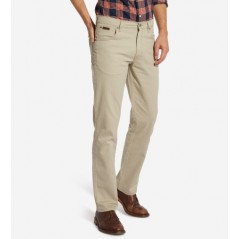 WRANGLER TEXAS STRETCH SOMMER UDGAVE TAUPE W12197188