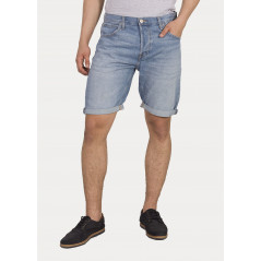 LEE 5 POCKET SHORTS DENIM LYSEBLÅ VARENUMMER L73ELJIR