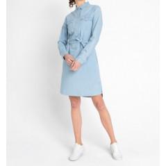 LEE SHIRT DRESS  VARENUMMER L50ZBISQ