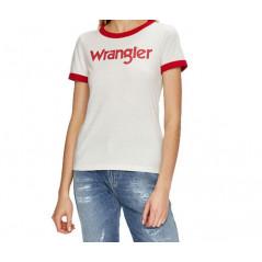 WRANGLER  KVINDE T-SHIRT   ( W7385G202)